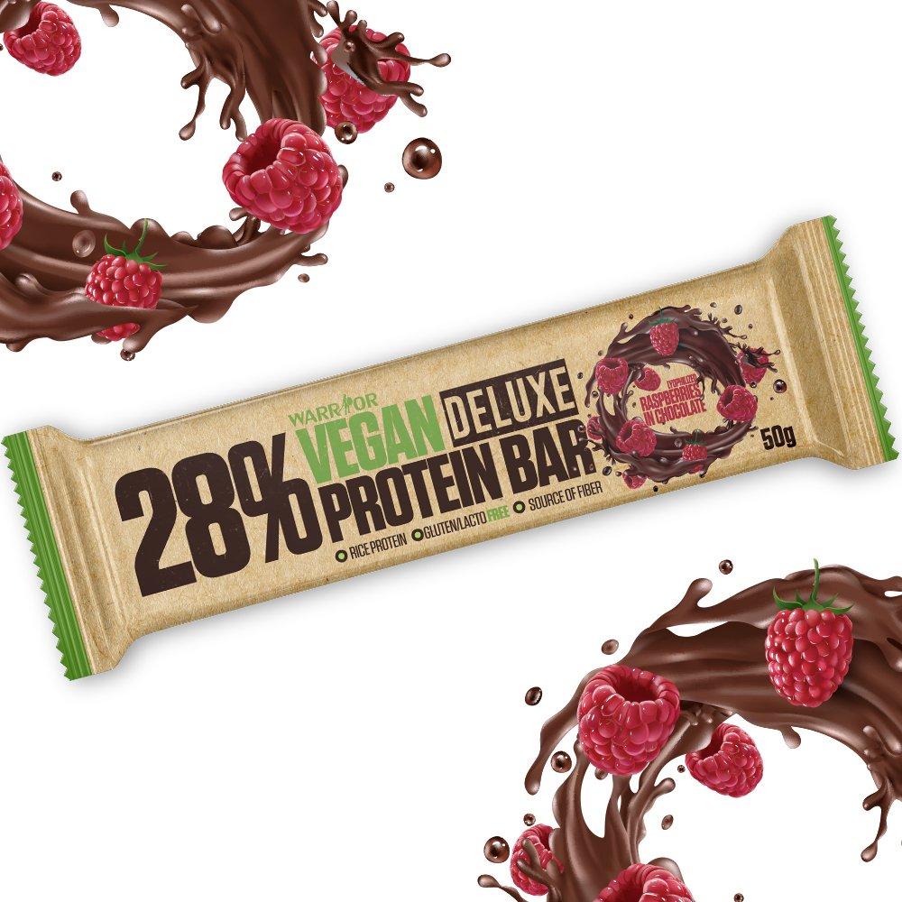 Veganská proteinová tyčinka