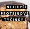 nejlepší proteinové tyčinky