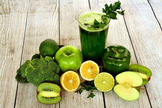 smoothie a přírodní detoxikace