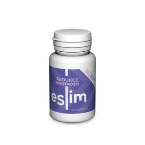 tablety na hubnutí eSlim 60 tablet