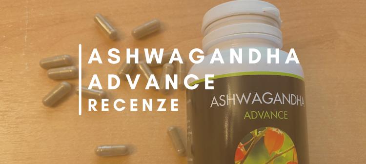 Recenze Ashwagandha ADVANCE
