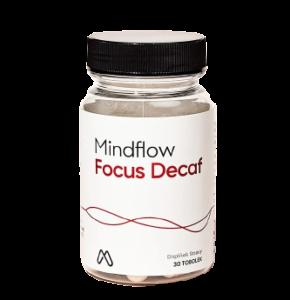Mindflow Focus Decaf tablety