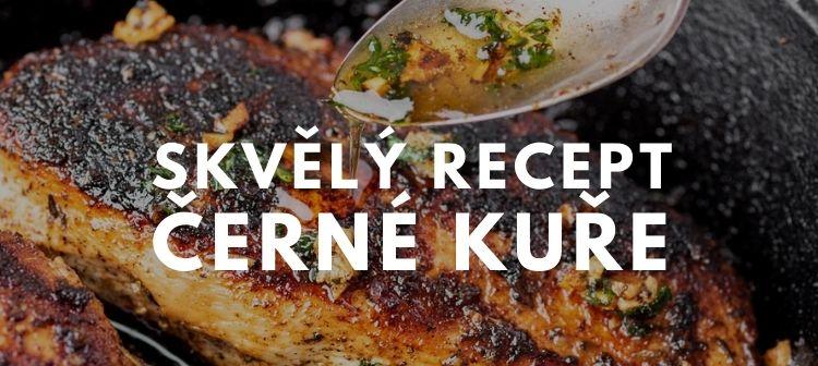 Recept na pečené kuře
