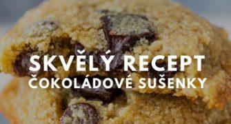 keto sušenky recept