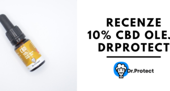 Srovnání CBD oleje DrProtect 10%