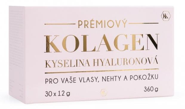 KK Kolagen s příchutí maliny